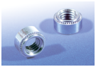 Self Clinching Fasteners. Clinch Nuts, Clinch Studs, Blind and Through Clinch Standoffs, Panel Fasteners.
