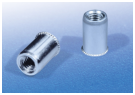 Blind Rivet Nuts are available in Reduced, Countersunk, Flat & Hexagon head styles, in a range of materials to suit a range of panel thicknesses.